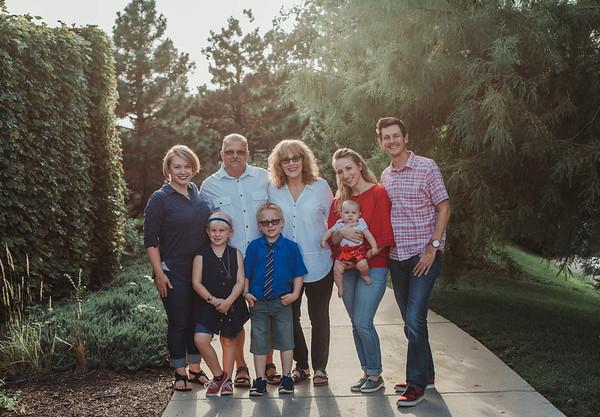 Dauber Family 2018