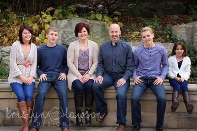 Daugherty Family 2014