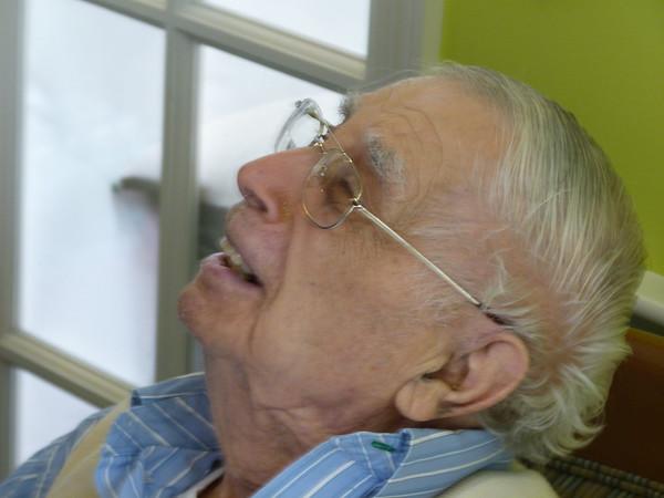 Dave Rudick's 100th birthday party September 17, 2011
