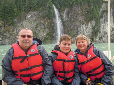 Dave, Sarah & William