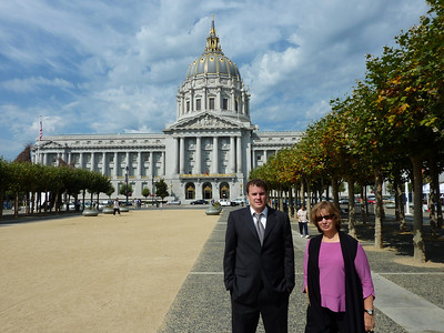 Dave and Becky's Wedding in San Francisco