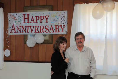 Dave and Sandy 25th Anniversary