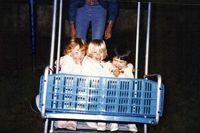 Little Girls-Megan, Rachel, Davene