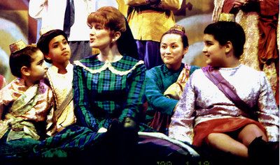 King and I Curtain Call Dinner Theatre 1998