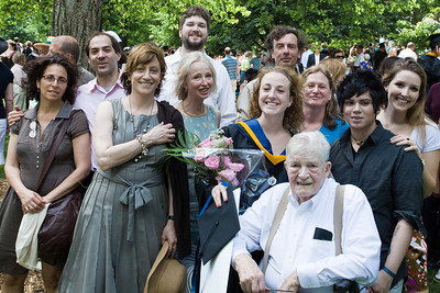 davia & sophie graduations