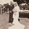 David and Beryl Clare 9/7/1949