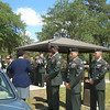 Honor guard.