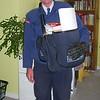 Dave in uniform - 2001