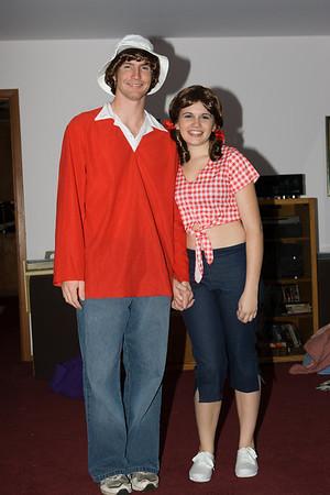 David and Lisa misc