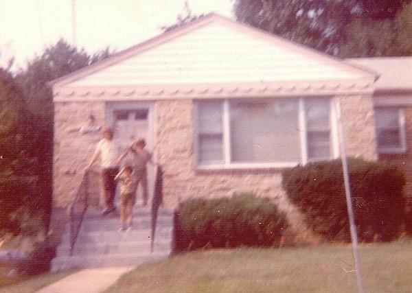 Grandma Gill home