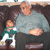 ALLIE AND GRANDPOP