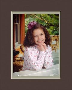 my grandaughter  Rachel