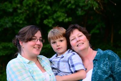 Davis Family Reunion August 2014