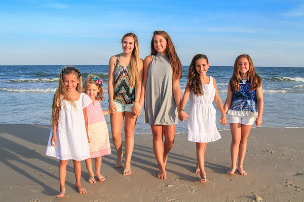 Davis Family SGI Beach Photos 2015