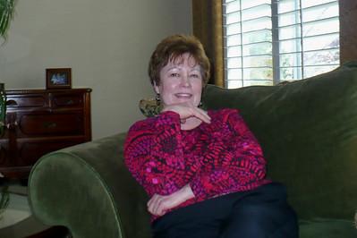 Grandma Linda -- taken by Byron -- pretty good!