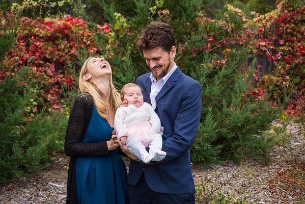 Dawn, Brian, and Catalina