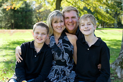 Dawn Kennedy Family