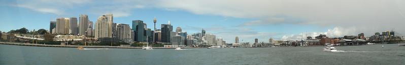 Panoramic Darling Harbour