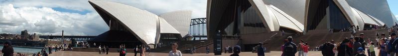 Panoramic Opera House