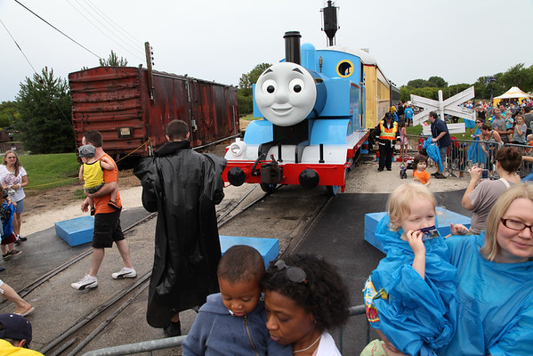 Day With Thomas The Tank Engine