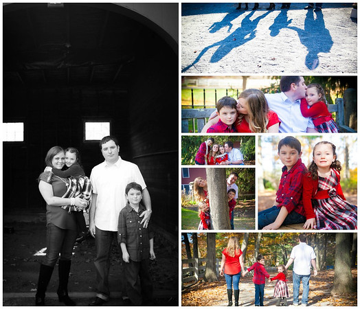 DeBenedetto Family Oct 2012