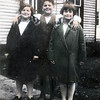 Winifred, Wayne and Marian Wetzel - 1927
