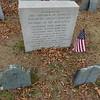 John & Elizabeth Howland burial plot