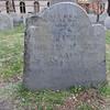 William Aveary gravestone, King's Burying Ground