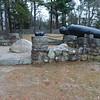 Myles Standish grave