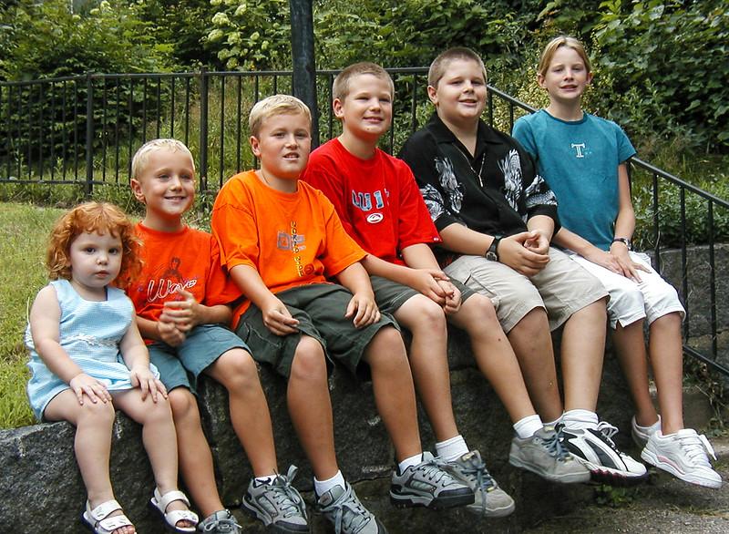 Sara and Her Cousins