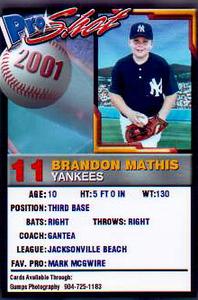 Brandon 3rd Baseman