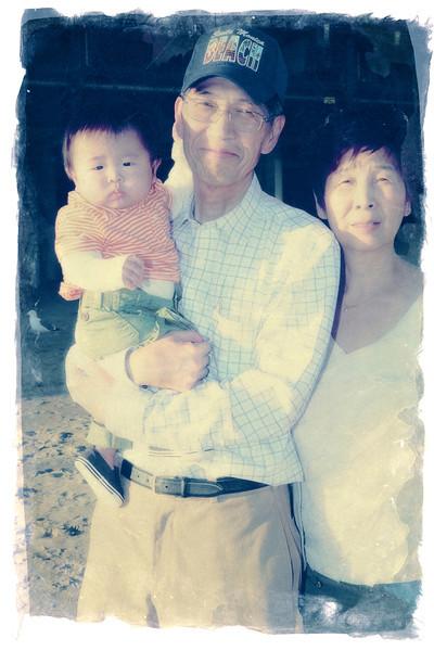 Deb Shin Family Photo's 2013