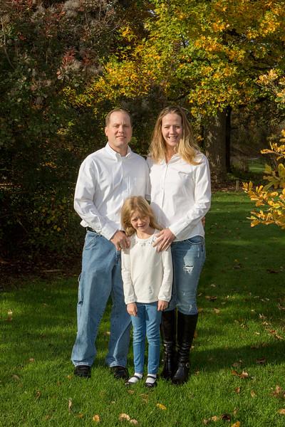Debby Reynolds Family Portraits