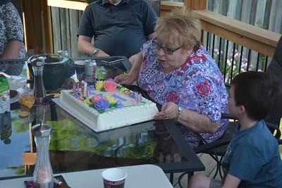 Debi's 65th Birthday