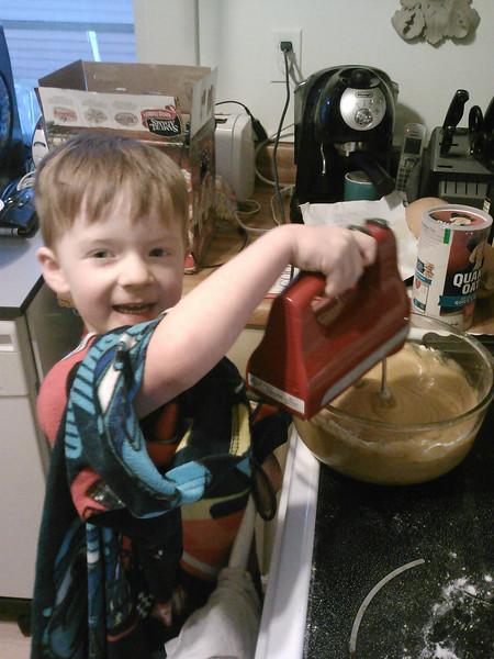 12.8.13, kitchen helper