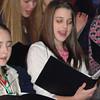 Faith with the middle school choir