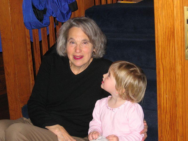 Judy and Sylvia