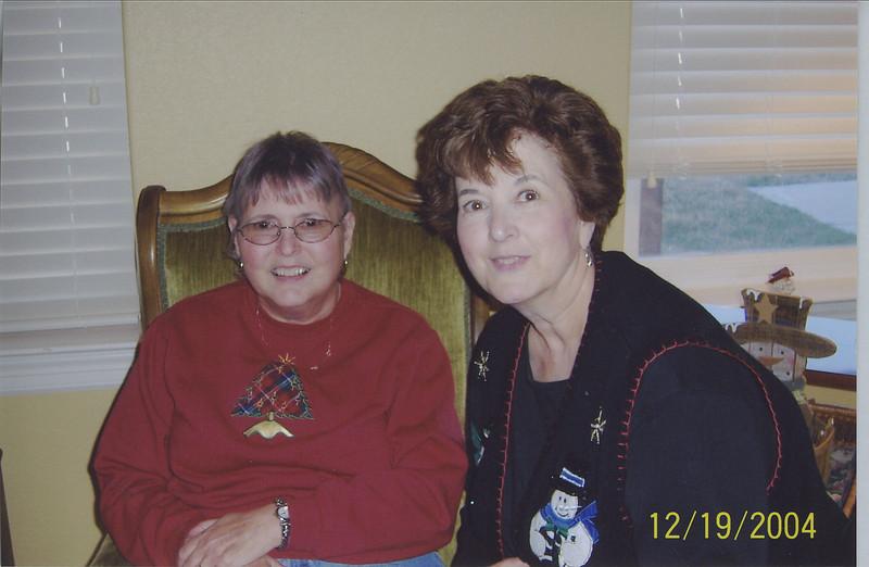 Aunt Sue and Nana
