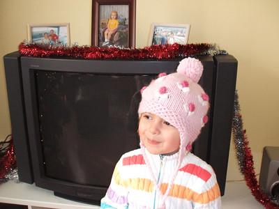 December 2006+Mia's Birthday