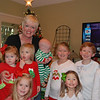 Marme' and all the grandkids
