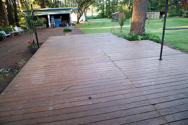 Deck Remodel May-June 2016 - Creative Fences & Decks (Contractor)