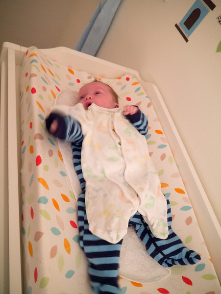 Foot Preemie PJs -- Outgrown!