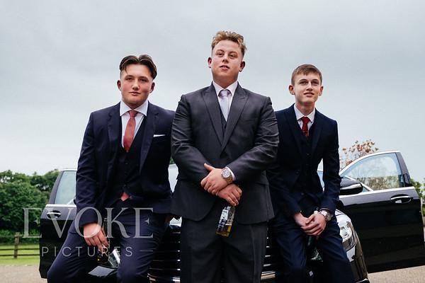 Declan's Prom 2016