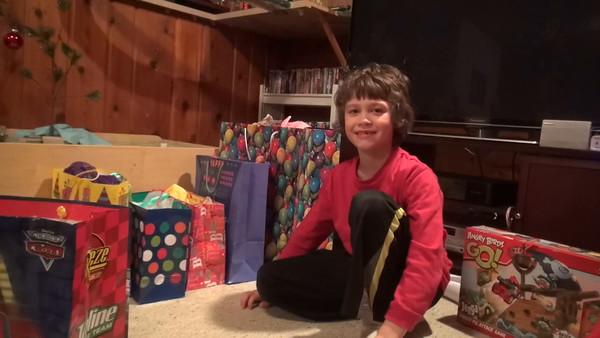 Ryan's Birthday, part 2, December 16th, 2015