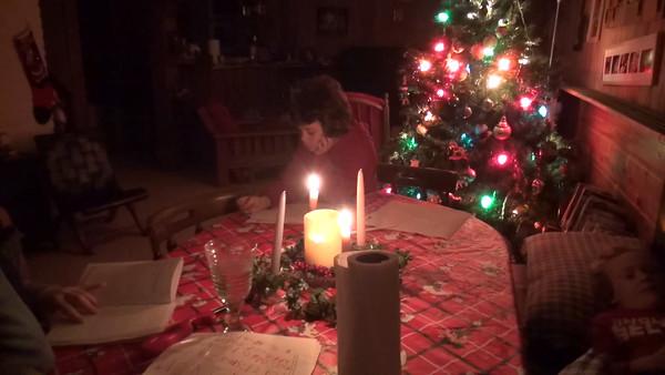 Santa List, Advent Part 3, December 10th, 2015