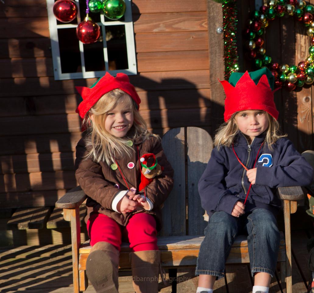 Elf cousins.