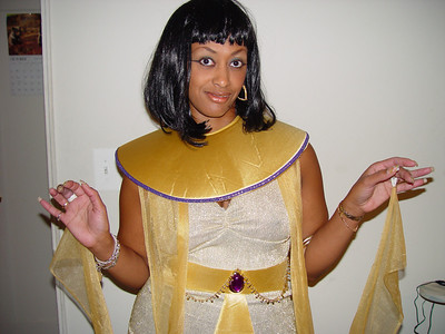 My Indian Princess. Halloween 2006.
