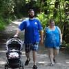 Deep Creek Troy Erin walking Landon by hm 2015