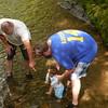 Landon first Deep Creek 00