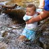 Landon first Deep Creek 05